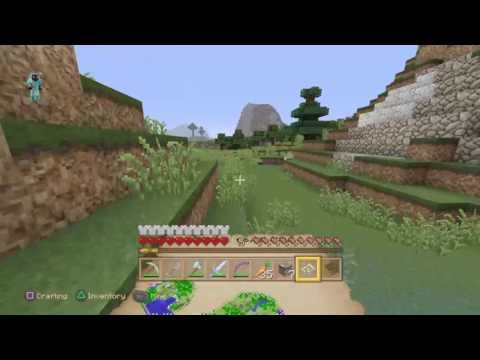 Minecraft Factions - Building the Second Base