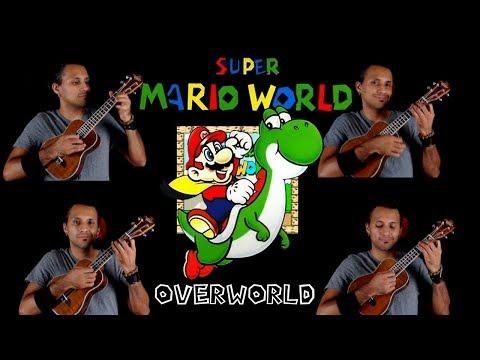Super Mario World - Overworld Theme Ukulele