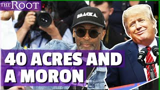 Spike Lee Goes Off on Trump at Cannes Film Festival