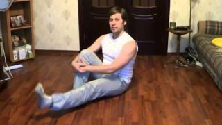 Здоровая Спина И Шея  Урок 2 (упражнения для ног)