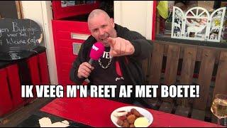 Leipe Marco gooit café open: 'Veeg m'n reet af met boete!'