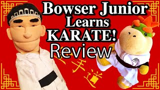 SML - Bowser Junior Learns Karate Review(An extra video for Friday. You're welcome. :) Bowser Junior Learns Karate. Will it get us out of the meh SML videos as of late? Let's find out. Music: Chun-Nan ..., 2016-06-17T22:15:13.000Z)