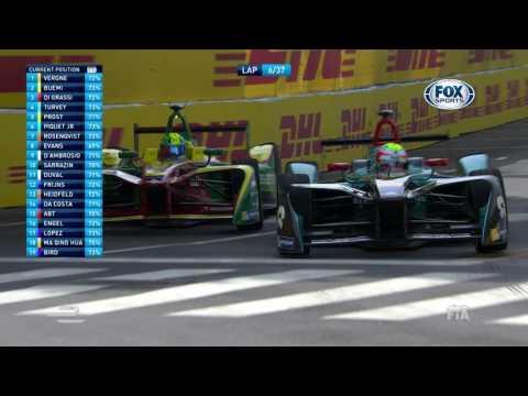 FIA Formula E Highlights: Buenos Aires ePrix
