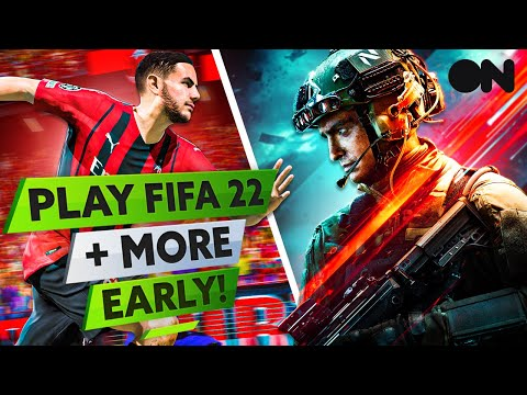 PLAY FIFA 22 EARLY! | + 10 AMAZING Xbox Games On EA Play