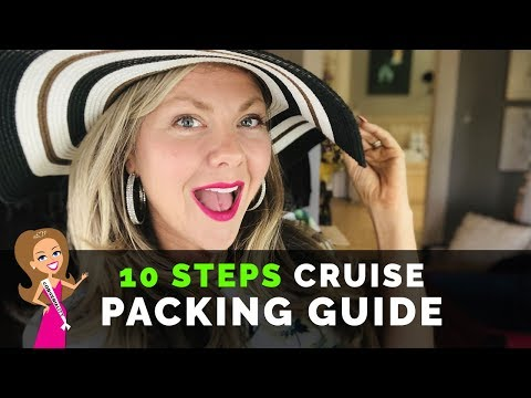 Cruise Clothing Guide 2019 | Cruise Dresses And Other Things To Pack For A Trip On A Cruise Ship