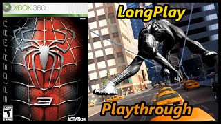Spider-Man 3 - Longplay (Xbox 360, Ps3) Full Game Walkthrough (No Commentary)