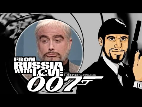 007 From Russia With Love - Matt's Sexy Bond-A-Thon