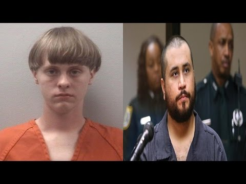 Dylann Roof & George Zimmerman Beaten By Freedom Fighters