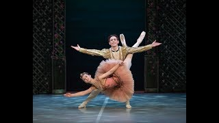 My First Ballet: Sleeping Beauty – Act III Pas de deux (Extract) | English National Ballet