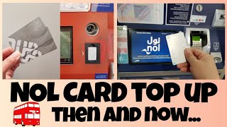 RTA Dubai NOL CARD | How to Top Up | Then and Now | Travellers Guide in Dubai | Tagalog screenshot 2