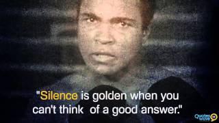 15 Famous Muhammad Ali Quotes