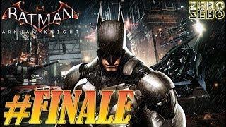 Batman: Arkham Knight ◉ Gameplay ITA ~ Walkthrough ◉ #FINALE [La Leggenda Di Batman!]