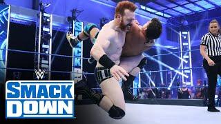 Sheamus vs. Shorty G: SmackDown, August 14, 2020