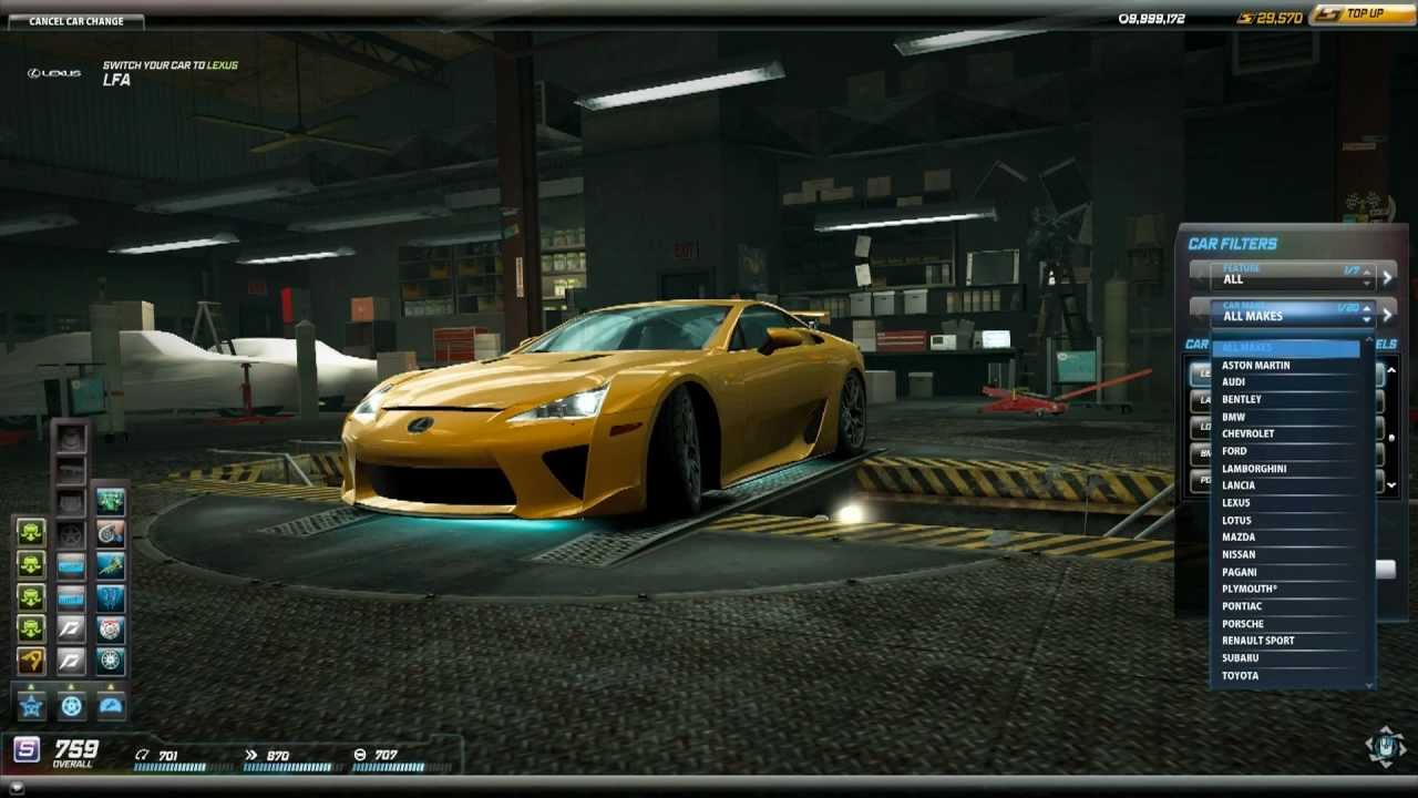 Need For Speed World Best Way to Earn Cash (February 2013) - YouTube