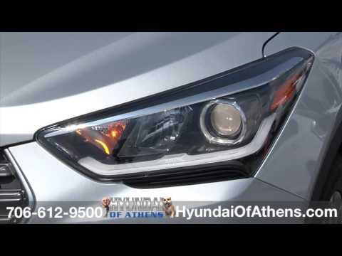 2017 Hyundai Santa Fe SE Athens, GA - HID Headlamps for sale at Hyundai of Athens, GA