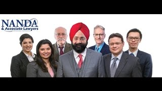 Nanda and Associate Lawyers - Reviews - Toronto, Canada - Personal Injury Attorneys