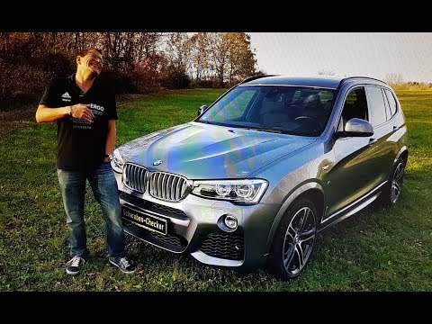 Смотреть BMW X3 35D 313PS (F25) M-Paket, Review, Testbericht, Test & Drive, Rundumcheck онлайн