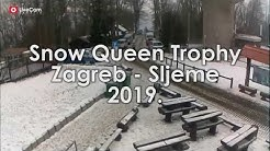 Snow Queen Trophy - Zagreb - Sljeme - 2019 - Time Lapse