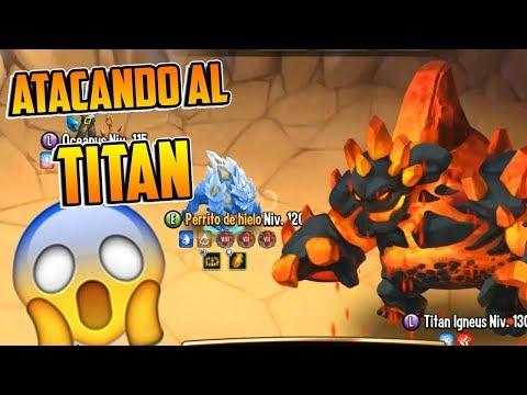 EL TITAN MAS CHETADO !! - Monster Legends