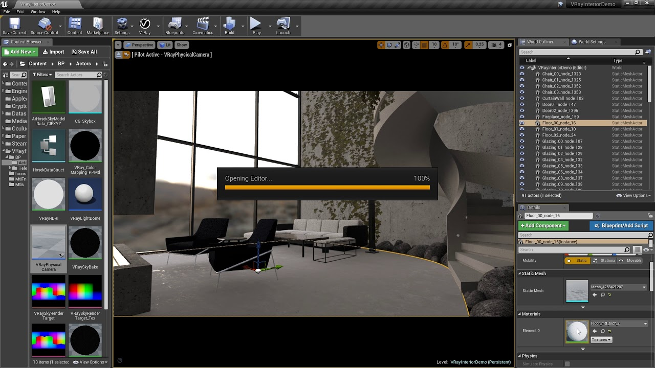 Intro to V-Ray for Unreal QuickStart - V-Ray for Unreal - Chaos
