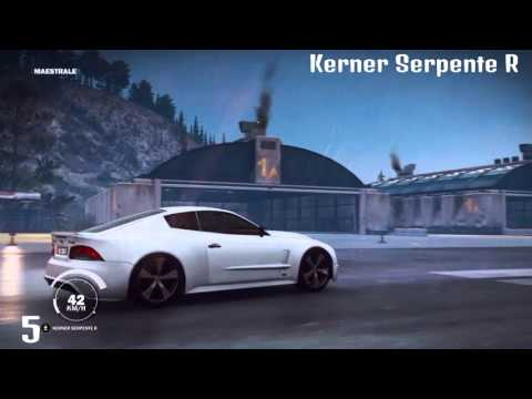 Just Cause 3 : Top10 fastest cars