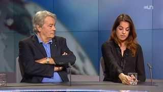 Pardonnez-moi - L'interview d'Anouchka & Alain Delon