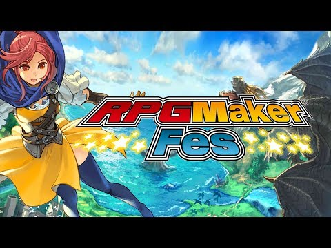 RPG Maker Fes :: Building out the world! (Part 2) :: Michibiku