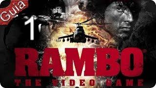 Rambo The Videogame Walkthrough parte 1 Español