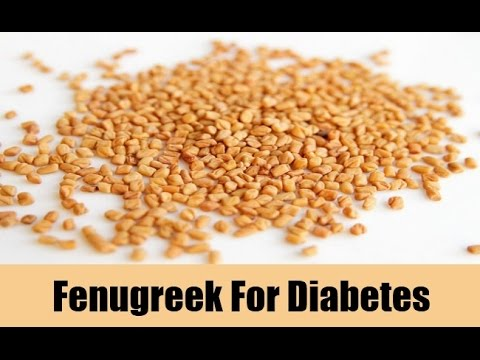 FENUGREEK FOR DIABETES EPUB