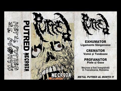 Putred (Romania) - Necroza (Preview Track) 2020