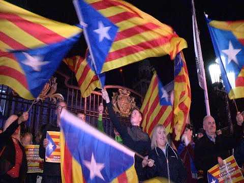 Catalonia self determination must be respected and supported