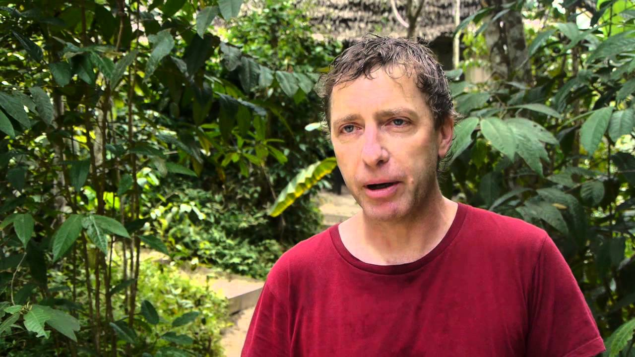 Jeremy Narby speaks about Ayahuasca and Environmental Activism