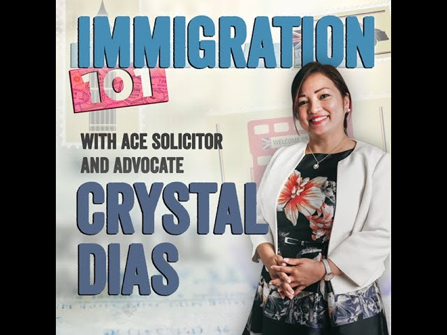 How to Secure British Citizenship During Pandemic/ Immigration 101 with Crystal Dias