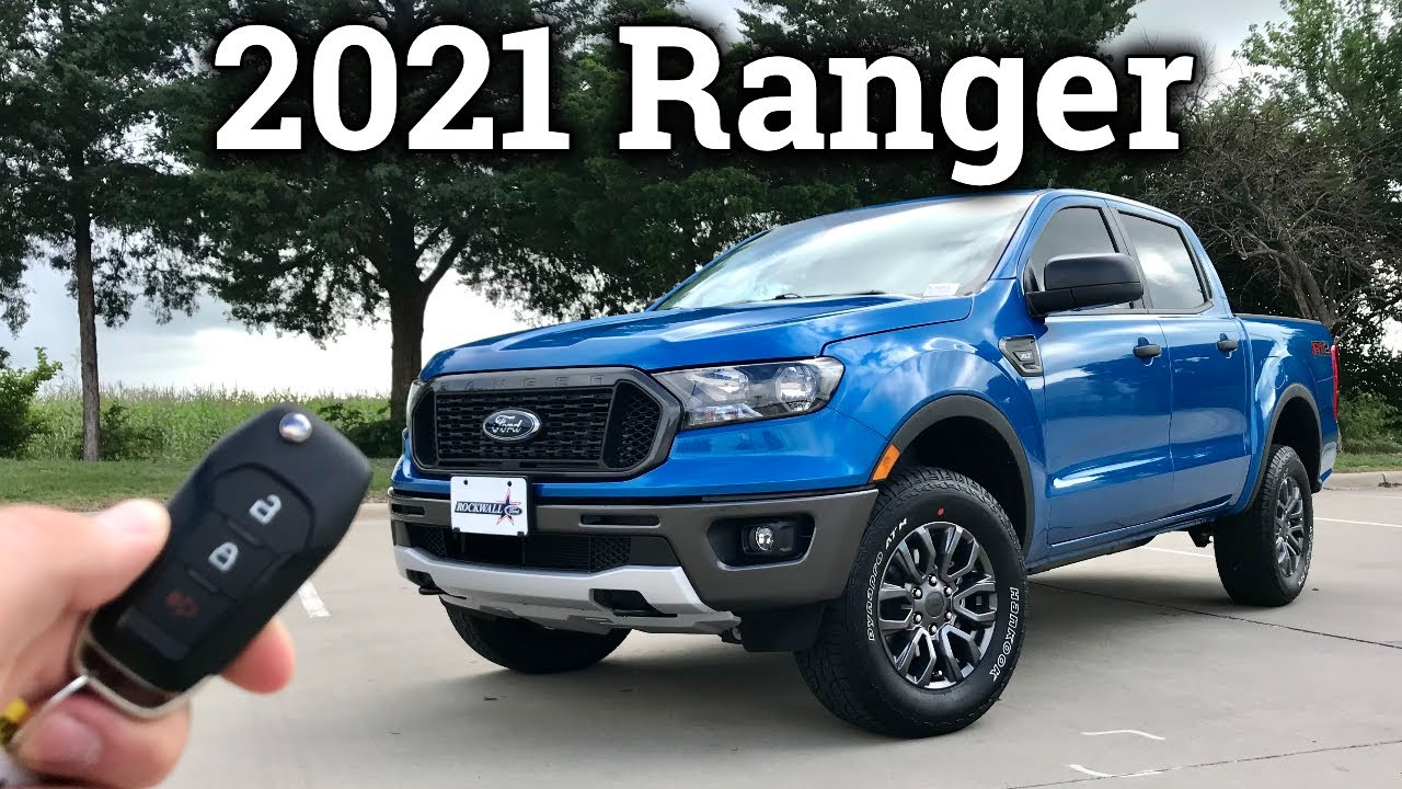 Download 2021 Ford Ranger XLT Review & Drive