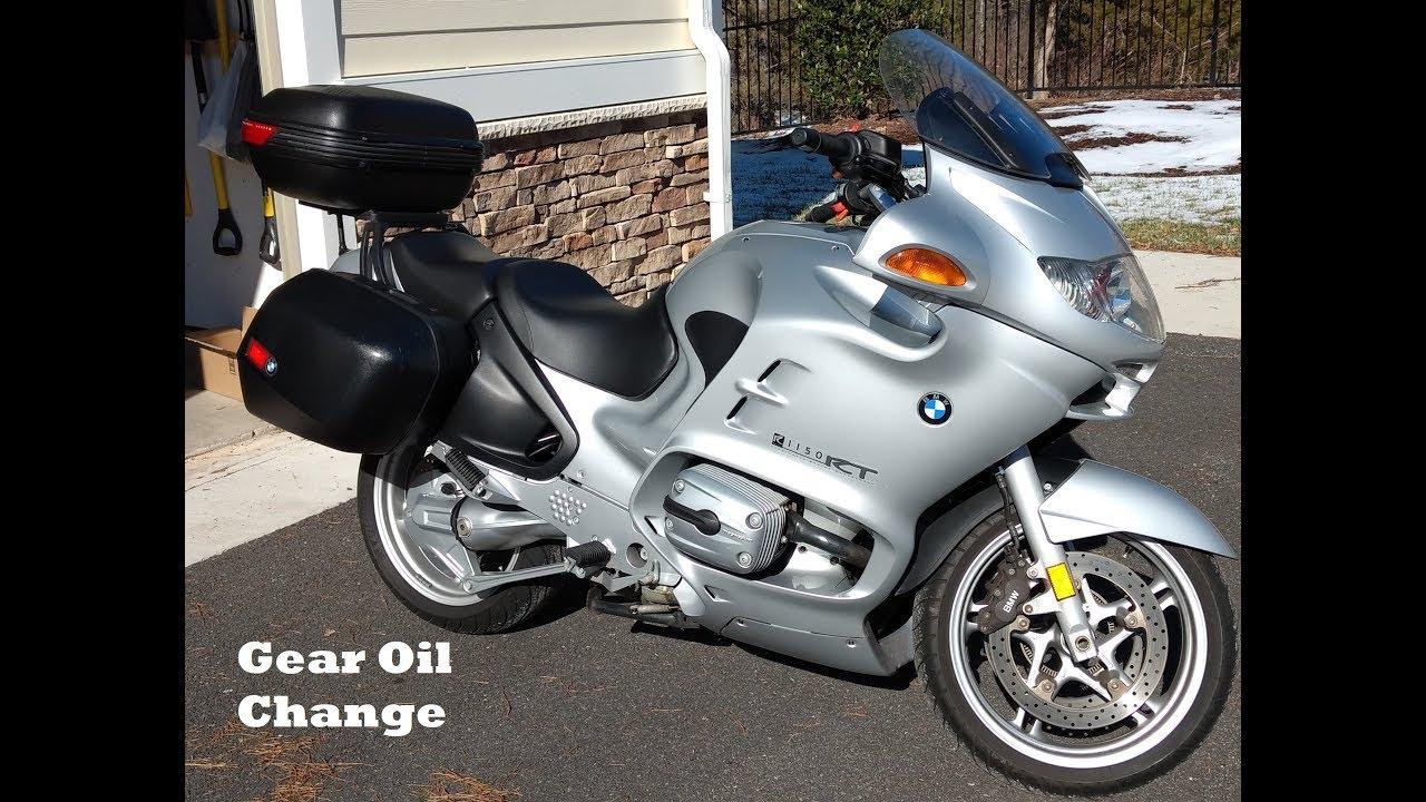 gear box oil change bmw r1150rt [ 1280 x 720 Pixel ]