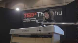 Performance in Bhutan: Imogen Heap at TEDxThimphu