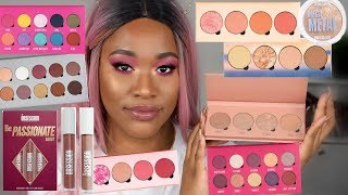 HUGE OBSESSION MAKEUP HAUL! NEW PALETTES, HIGHLIGHTS AND LIPGLOSS!