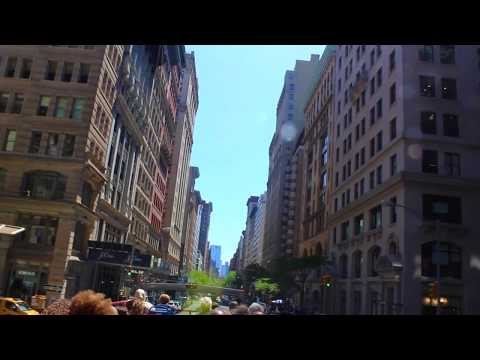 "NYC - Midtown/Downtown, Part 1 (Song By Jamiroquai, From The Movie ""Devil Wears Prada"")"