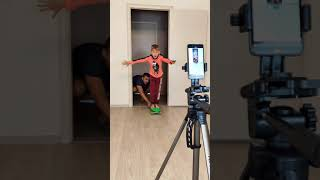 We shoot a mystical video #shorts Best tutorial by Goodwin Family