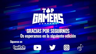 TOP GAMERS ACADEMY 21OCT | CANAL 24H 🔴 #TopGamers21OCT