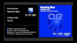 Running Man - Heavens Gate [Alter Ego Records]