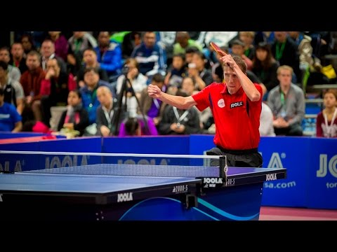 2016 JOOLA North American Teams Championships - Final