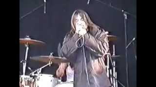 UNIDA - Live at Dynamo Festival 1999 Pt. 3 (end of Black Woman, Nervous, Dwarf It)