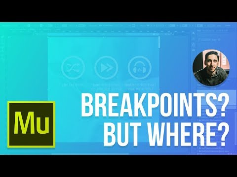 Adobe Muse 2016 Responsive Tutorial | Where To Put Your Breakpoints