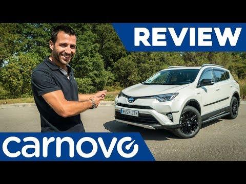 Toyota RAV4 hybrid - Opinión / Review / Prueba / Test en español | Carnovo