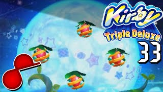 Kirby Triple Deluxe - [33] Crash and Burn