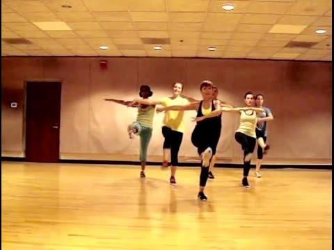 39on The Floor39 Jennifer Lopez Dance Fitness Workout V