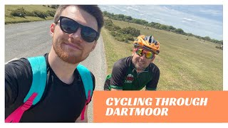 Cycling Through Dartmoor With The Osmo Mobile 3