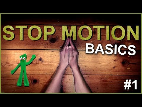 How to Make Stop Motion Videos