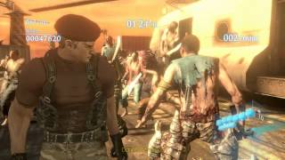 Resident evil 6 PC - play as Jack Krauser